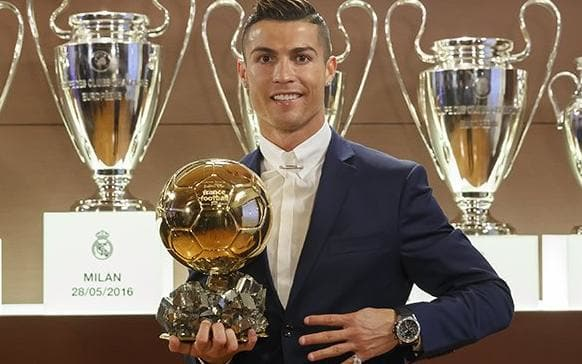 Trofi Ballon d'Or