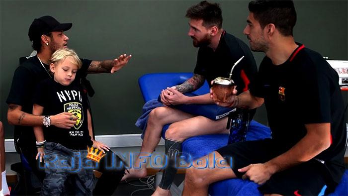 neymar tidak betah di psg
