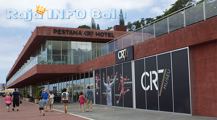 ronaldo ikon dunia sepakbola