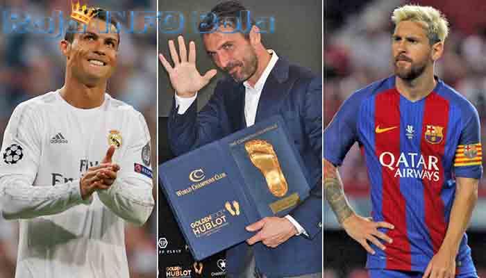 Messi Jauh lebih baik