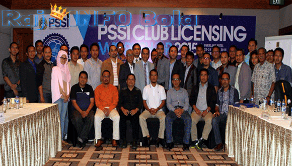 Workshop club licensing PSSI