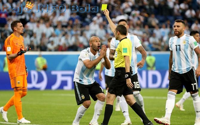 Argentina Lolos 16 Besar Piala Dunia 2018