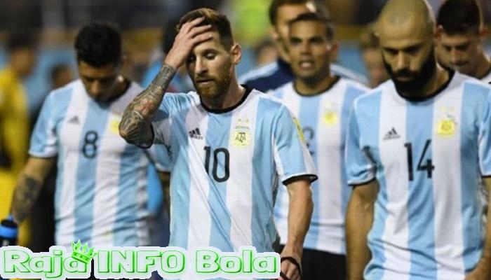 Mampukah Argentina Membalikkan Keadaan