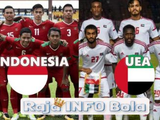 Indonesia vs Uni Emirt Arab