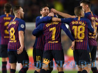 Barcelona Tampil Cemerlang