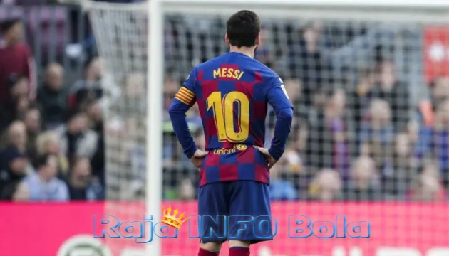 Messi Kembali